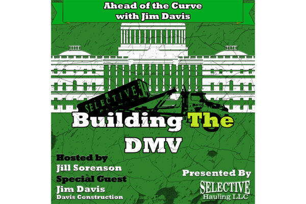 Building The DMV – Episode 1 – Special Guest Jim Davis – Ahead of the Curve