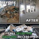 Bulk Construction debris pick up arlington virginia