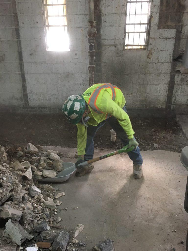 Construction Debris Removal DC MD VA