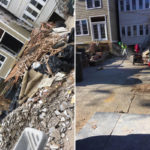 Construction debris removal construction waste disposal Montgomery County MD 150x150 - Dumpster Rental Howard County