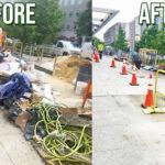 Construction debris removal service Bethesda