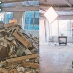 Construction debris removal service Bethesda Maryland