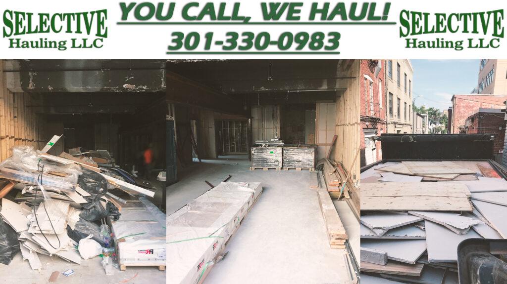 Construction debris removal washington dc 1024x575 - Why should you choose our construction debris removal company for Washington D.C. job sites?