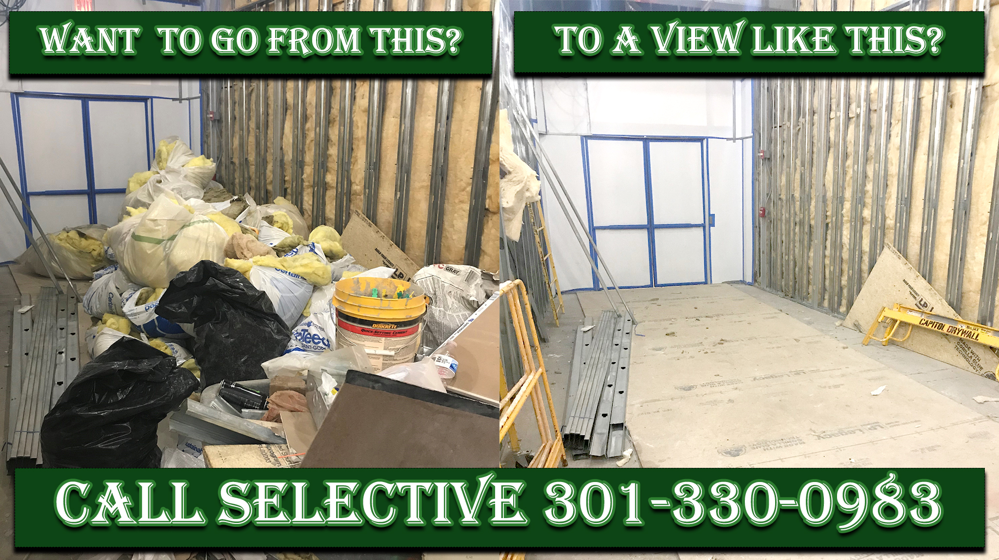 Debris removal service Arlington VA