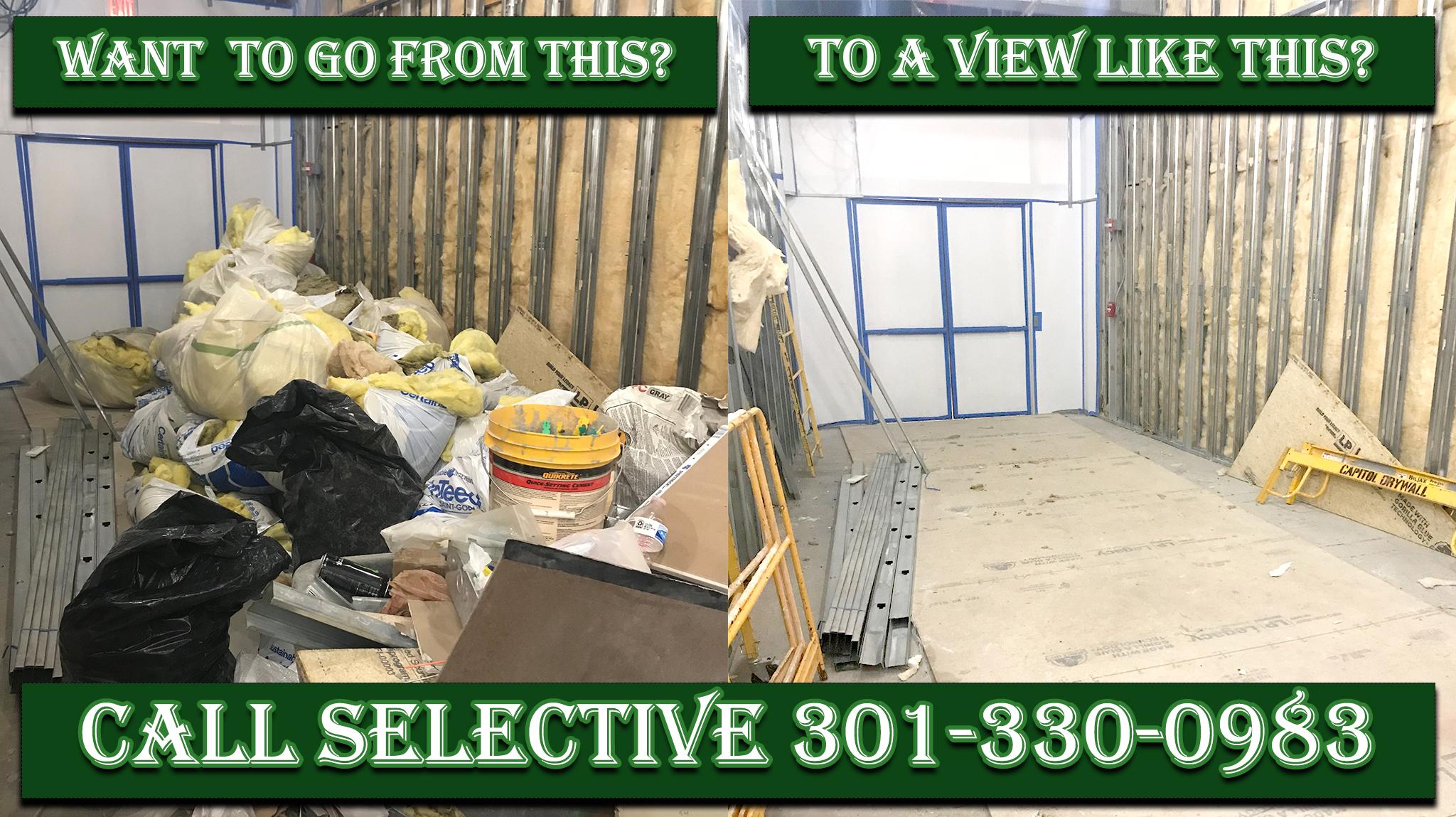 Debris removal service Baltimore MD