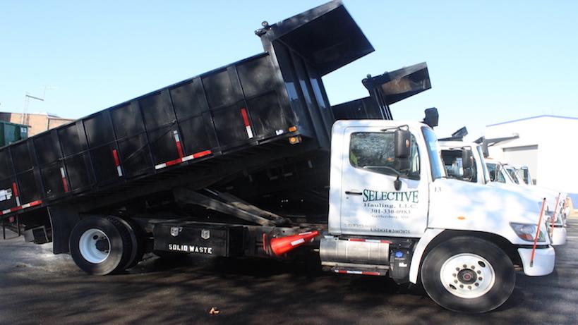 Dump Truck Service 1 - Do I Need Dumpsters or Dump Truck Service?