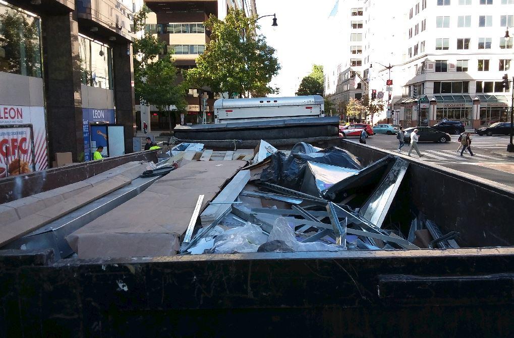 Dump Truck Service - Dumpster Rental Fairfax 3