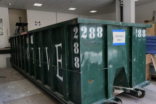 Dumpster Rental for Demolition 600x400 - Part One - Dumpster Rental for the Weekend: 3 Common Issues