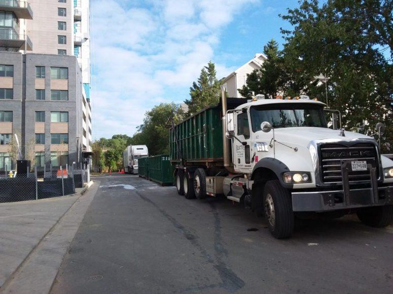 Dumpster for rent DC