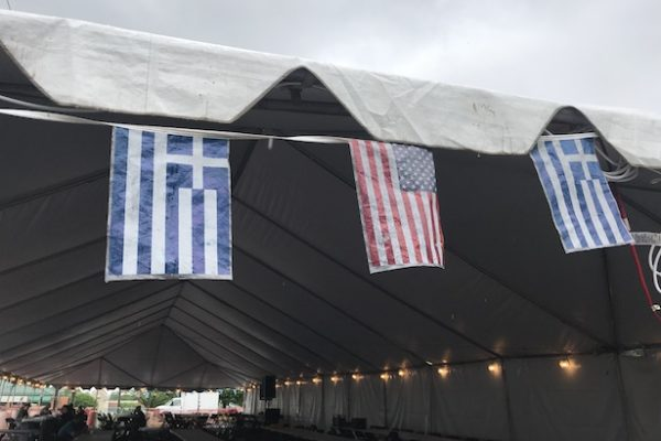 Greek Festival 8 600x400 - Helping the Community