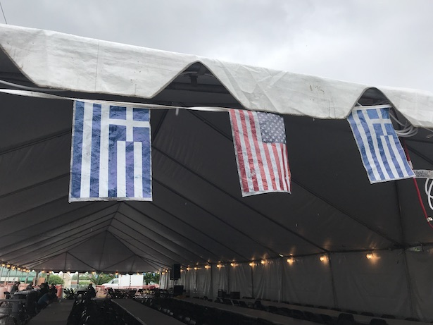 Greek Festival 8 - Helping the Community