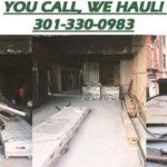 Junk debris removal service Bethesda MD