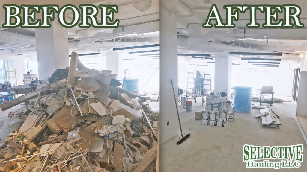 Junk removal dc 1024x575 - Why should you choose our construction debris removal company for Washington D.C. job sites?