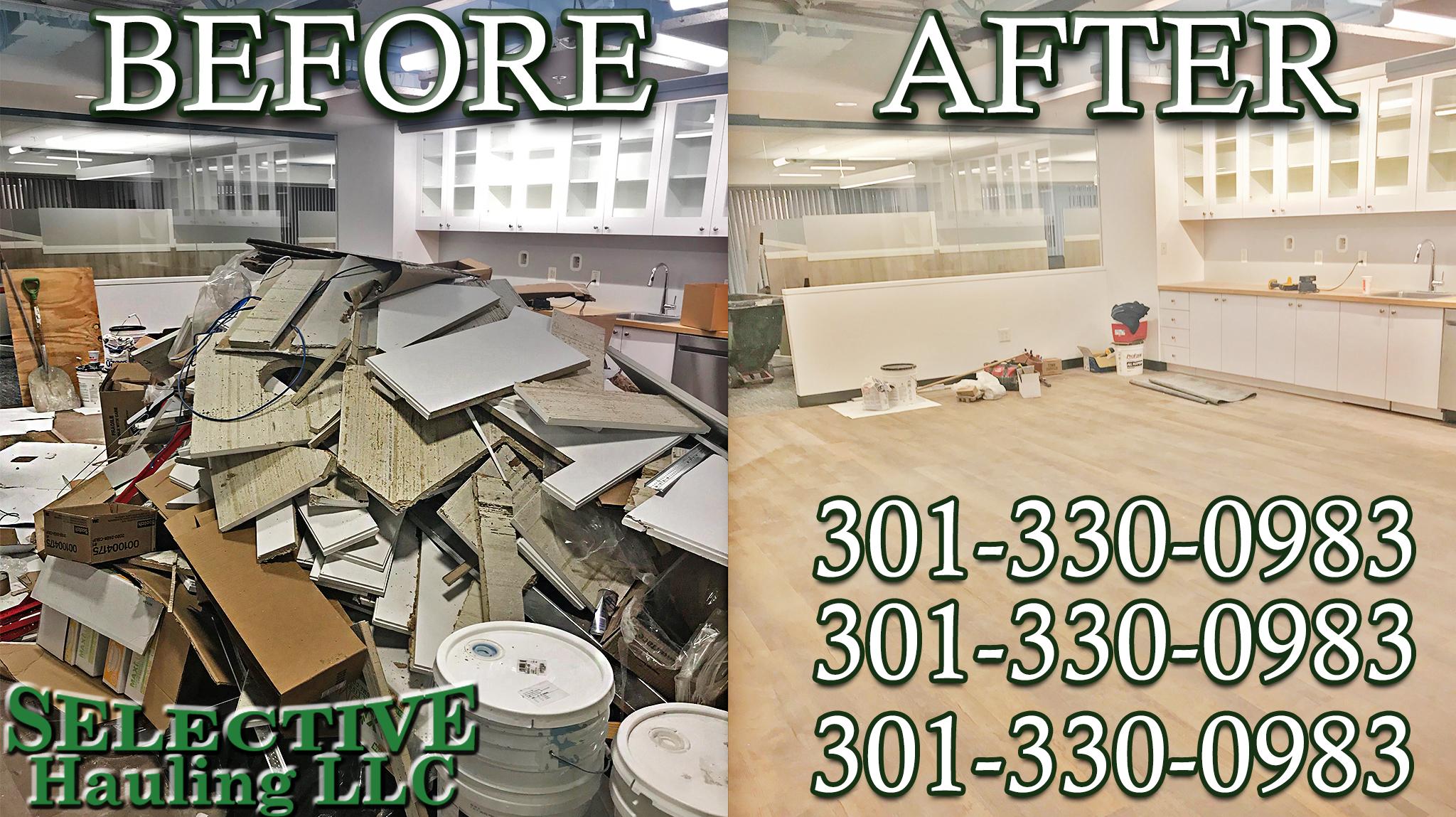 Junk removal service Virginia