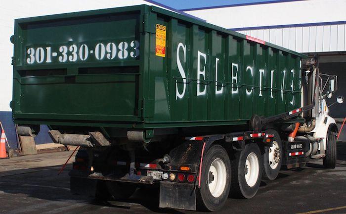 LEED Dumpster Rental DC