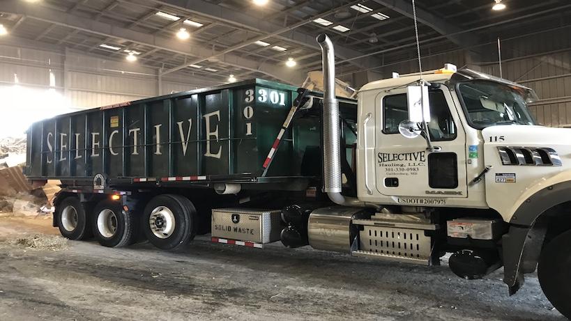Dumpster Rental for Weekend