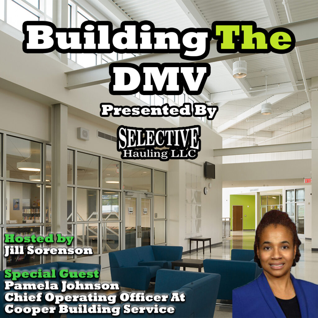 Podcast dumpster rental business Pamela Johnson 1024x1024 - Building The DMV - Pamela Johnson