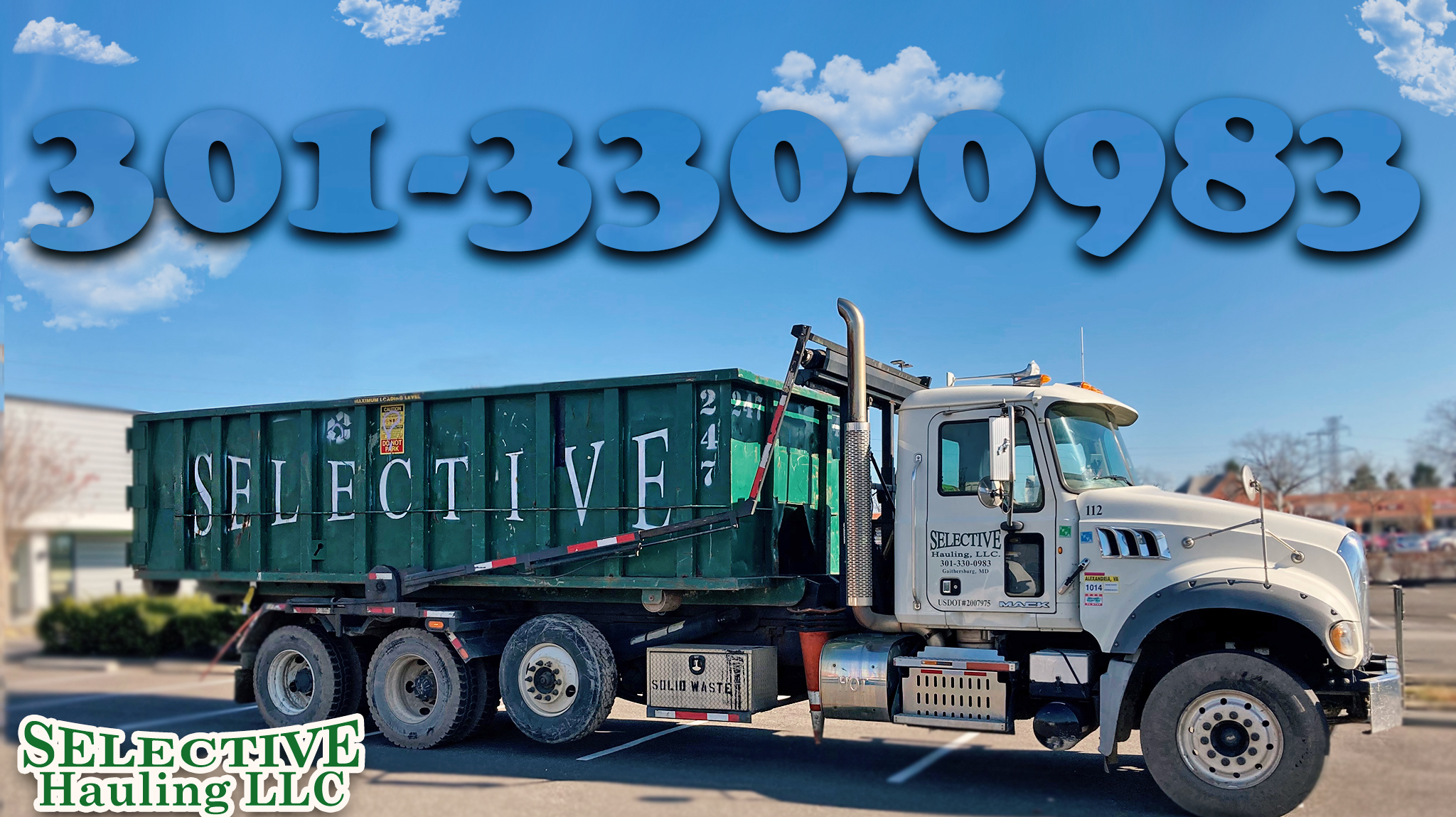 Roll off container rental Dulles Virginia - Dumpster Rental Dulles Virginia