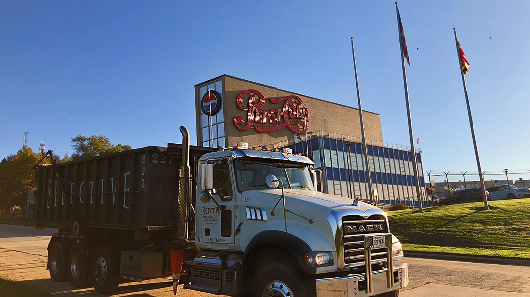 Roll off dumpster rental Maryland - Dumpster Rental Maryland