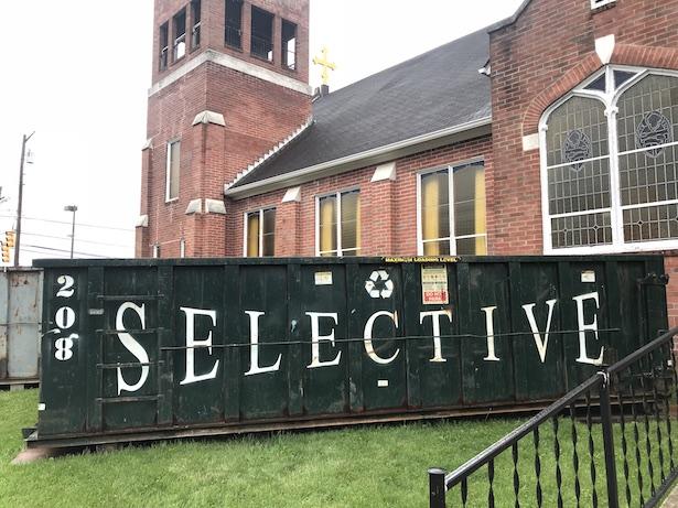 Selective Dumpster - Frederick MD