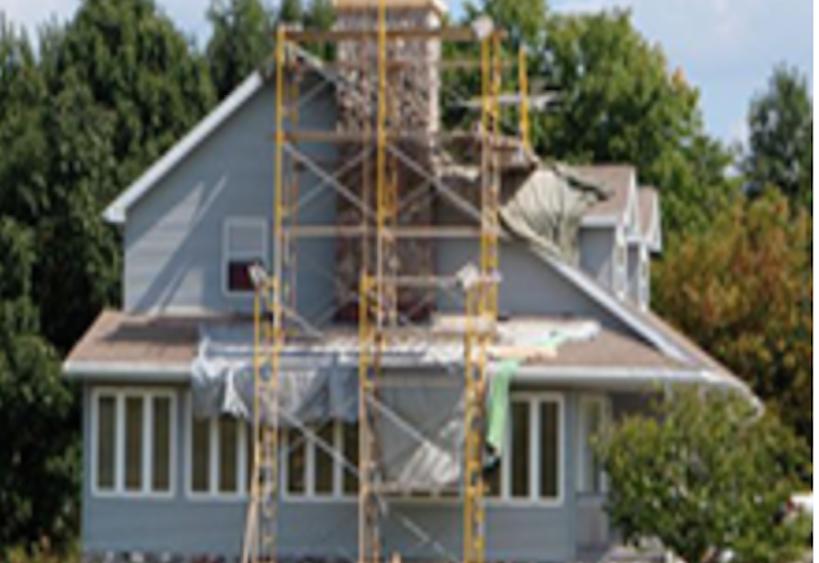 chimneyrepair.jpg 819x563 - Client Corner: High's Chimney