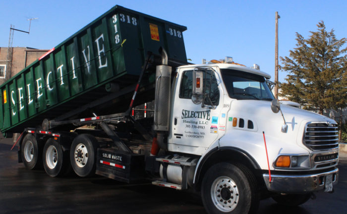 Selective Hauling Dumpster & Roll-Off